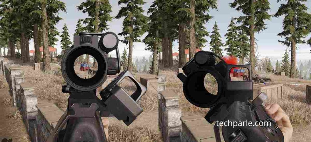 How To Use Canted Sight PubG