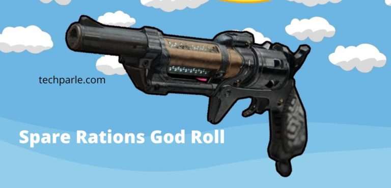 spare rations god roll