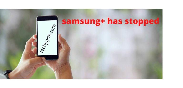 samsung+ has stopped