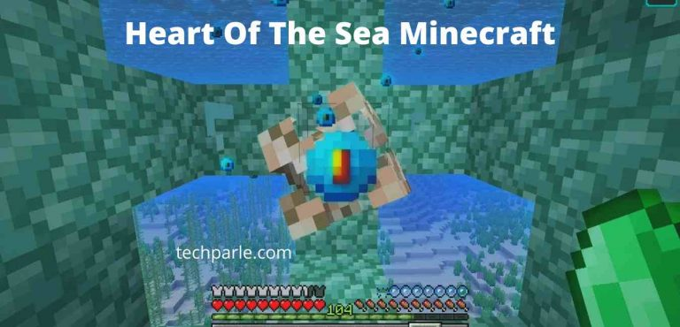 heart of the sea minecraft